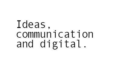 Megaborg ideas, comunication and digital
